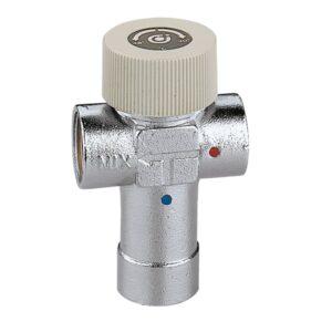 Miscelatore termostatico regolabile Caleffi