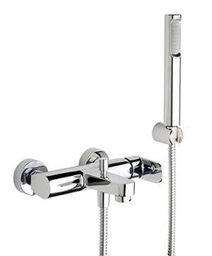 Miscelatore vasca/doccia con deviatore completo Candy Paffoni